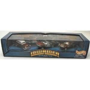 Hot Wheels Lowriders Magazine Custom Series 1 Limited Edition Set