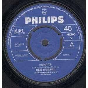 LOSING YOU 7 INCH (7 VINYL 45) UK PHILIPS 1964