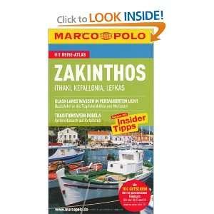 MARCO POLO Reiseführer Zakinthos Ithaki, Kefallinia