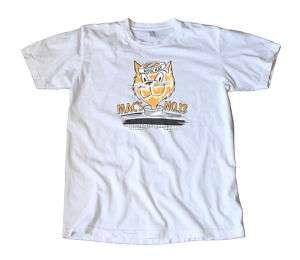 Vintage Macs No. 13 Kool Kat Decal T Shirt   Hot Rod