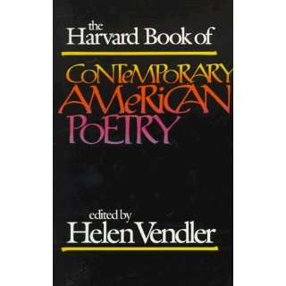of Contemporary American Poetry (9780674373402): Helen Vendler: Books