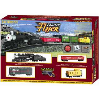 Ho Scale Electric Train Set   Bachmann 1012401   Train Sets   FAO
