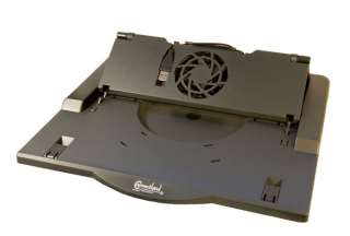 OPEN BOX, large Laptop / Notebook PC Cooling / Reading stand w/ fan