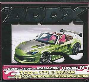 ADDX CD Daddy Yankee Lil Jon Pitbull Ying Yang Twins