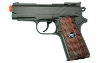 TSD Sports Full Metal M1911 Semi Auto Co2 Airsoft Pistol   Black w