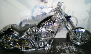 JESSE JAMES 1/5 Diecast West Coast Choppers EL DIABLO