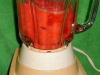 Vintage hamilton beach blender food processor glass pitcher retro