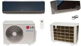 LG Ductless Mini Split Air Conditioner SEER 20 COOL/HEAT Mirror Panel