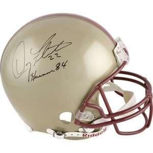 NCAA   Doug Flutie Autographed Helmet  Details Boston College Eagles