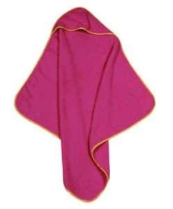 NEW Elegant Baby Childs/Kids Hooded Bath Towel ~ Pink