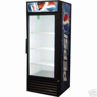 One Door Pepsi Cooler