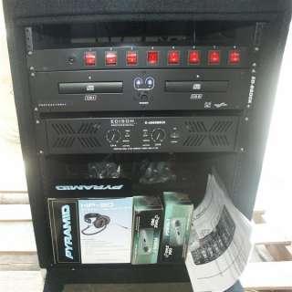 edison dfx professional audio mixer ed 8800k w crate amp mics pro. Black Bedroom Furniture Sets. Home Design Ideas