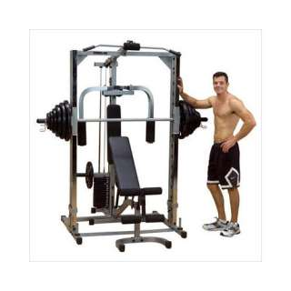 Powerline Smith Machine System Exercise & Fitness