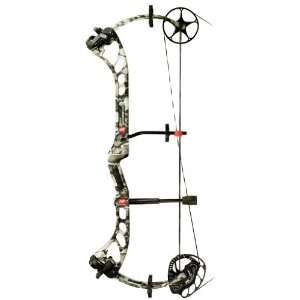 PSE Bow Madness XS Compound Bow Skulz Camo / Left Hand