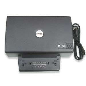 Dell PD01X Laptop Docking Station with Floppy Drive