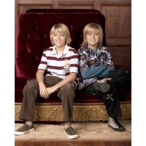 Suite Life Zack & Cody Dylan & Cole Sprouse 16x20: Sports & Outdoors