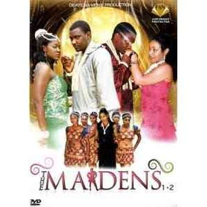The Maidens 1 & 2: Rita Dominic, Mercy Johnson, John