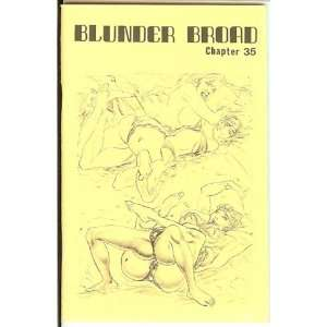 Broad Chapter 35 (Blunder Broad, 35): Turk Winter, Eric Stanton: Books