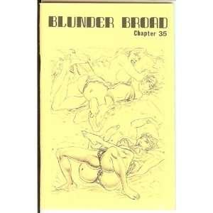 Broad Chapter 35 (Blunder Broad, 35) Turk Winter, Eric Stanton Books