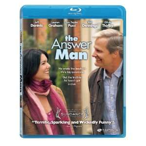 : The Answer Man [Blu ray]: Jeff Daniels, Lauren Graham, Kat Dennings