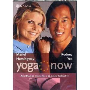 15 Minute Restorative (Mariel Hemingway and Rodney Yee): Movies & TV