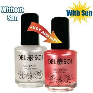 Del Sol   Color Changing Nail Polish   Electrick Beauty