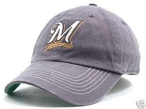 Milwaukee Brewers Voila Franchise Cap Ha Brew Crew MLB |