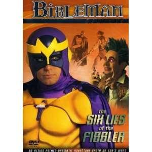 Fibbler Bibleman Genesis, Willie Aames, Thomas Nelson Movies & TV