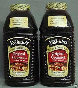 63oz★Mr. Yoshidas Gourmet Marinade Cooking Sauce★