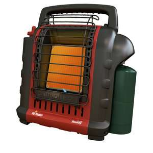 Mr. Heater Portable Buddy Radiant Heater Heating