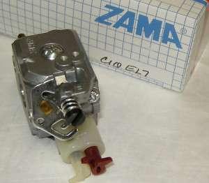 Husqvarna 51, 55 Chainsaw Zama Carburetor New C1Q EL7