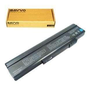 Bavvo Laptop Battery 9 cell for Gateway 6000gz M685 MT3705