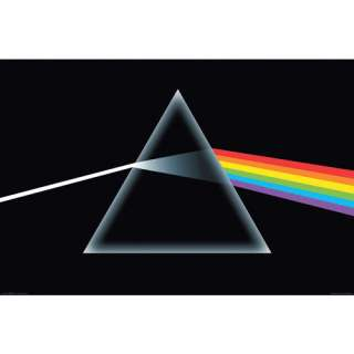 Pink Floyd Dark Side of the Moon Poster Decor