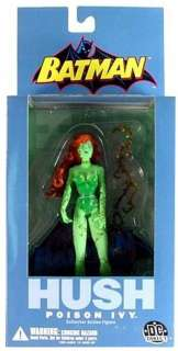 Batman Hush Series 1 Jim Lee   Poison Ivy MIB
