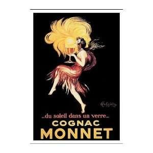 Cognac Monnet    Print Home & Kitchen