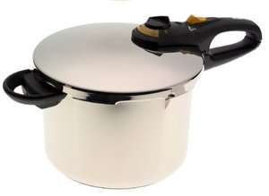 Brand New Fagor Duo Stainless Steel 6 Quart Pressure Cooker