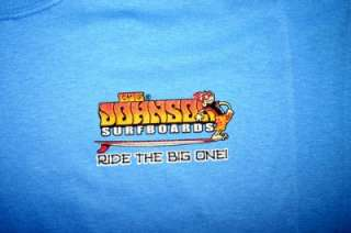 Big Johnson T Shirt   SURFBOARDS   is a new addition to the Big