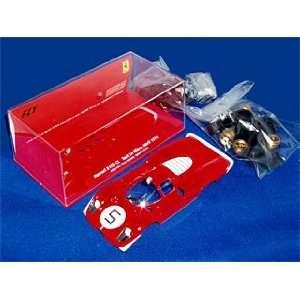 Fly 132 Slot Car Assembly Kit   Ferrari 512S Coda Lunga