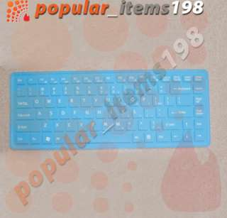 100% NEW Laptop Keyboard Skin Cover for Sony VAIO NW FW EA Y series